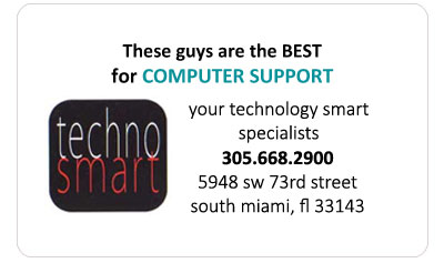 Techno Smart Computer Support in South Miami Florida
